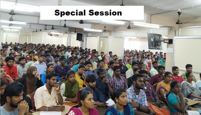 race special session