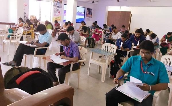 KPSC WEEKLY TEST AT TRIVANDRUM RACE INSTITUTE