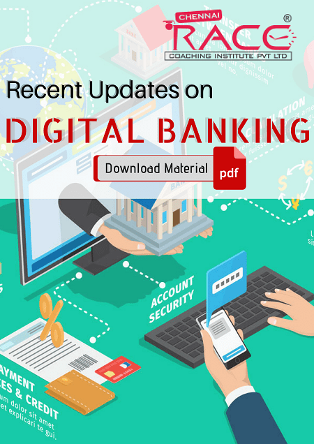 Download - RECENT UPDATES ON DIGITAL BANKING Material PDF- 2018