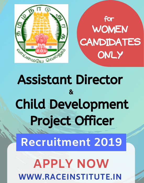 TNPSC Assistant Director & CDPO Recruitment 2019 – Apply Online-min
