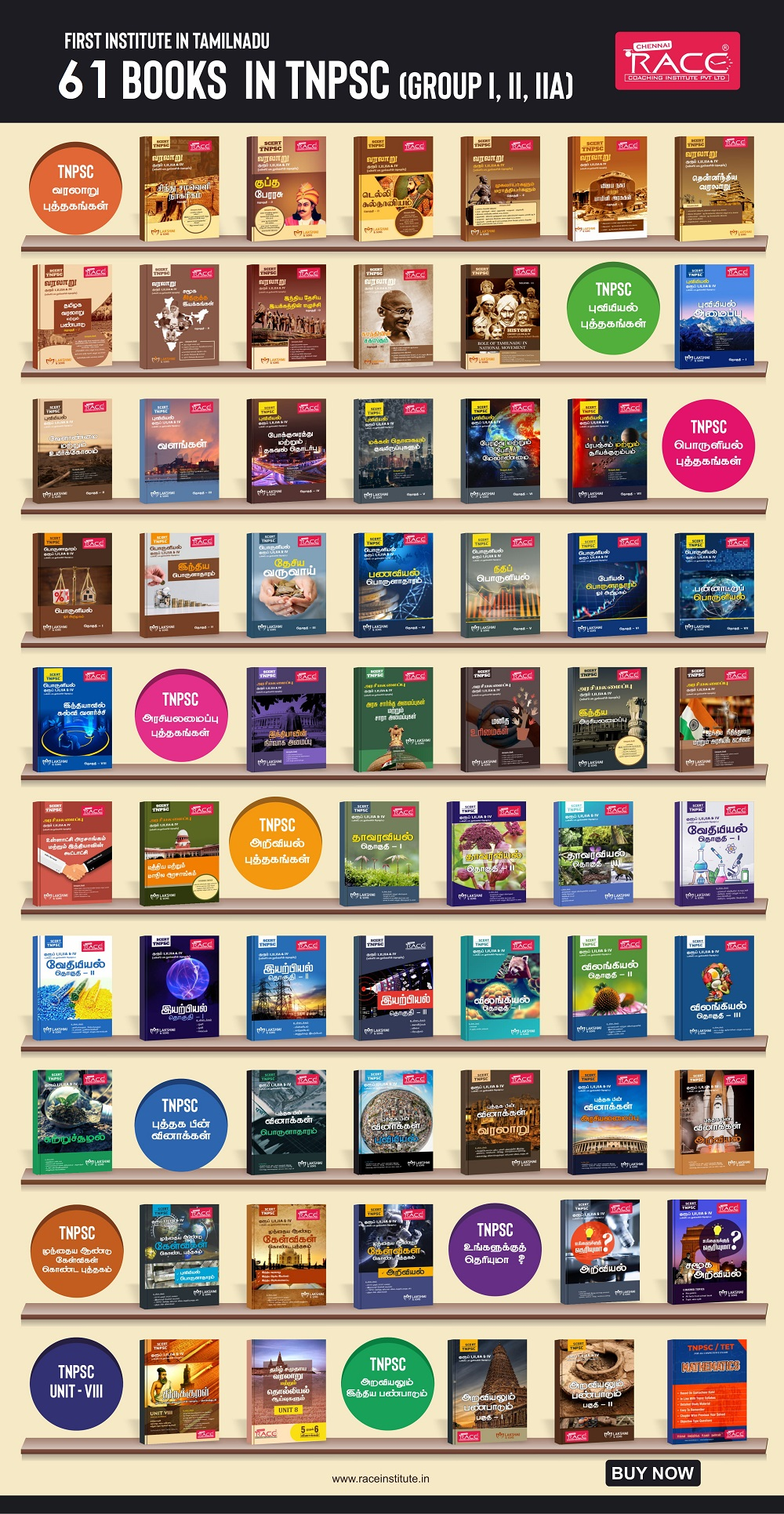 TNPSC-61-BOOKS-FOR-TNPSC-GROUP-1-2-RACE-INSTITUTE-BUY-NOW